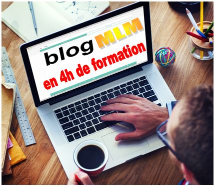 Formation MLM: creation de blog mlm