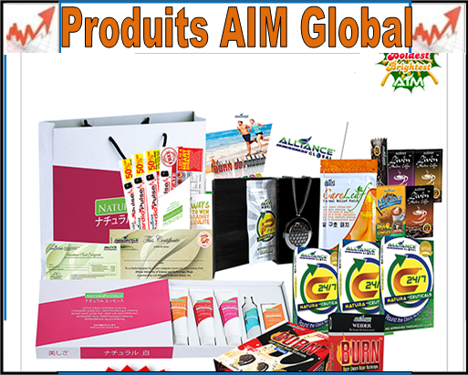 produits AIM Global